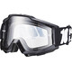 100% Accuri - Gafas enduro - Anti Fog Clear Lens / negro